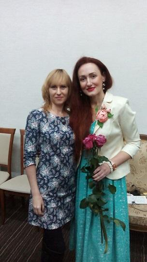 С Маргаритой Мураховской, экспертом по раскрытию женственности