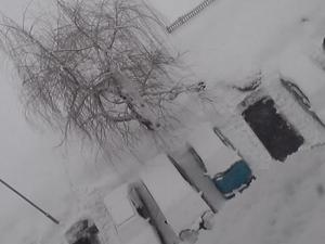 вид из окна 1 апреля 2013 года
